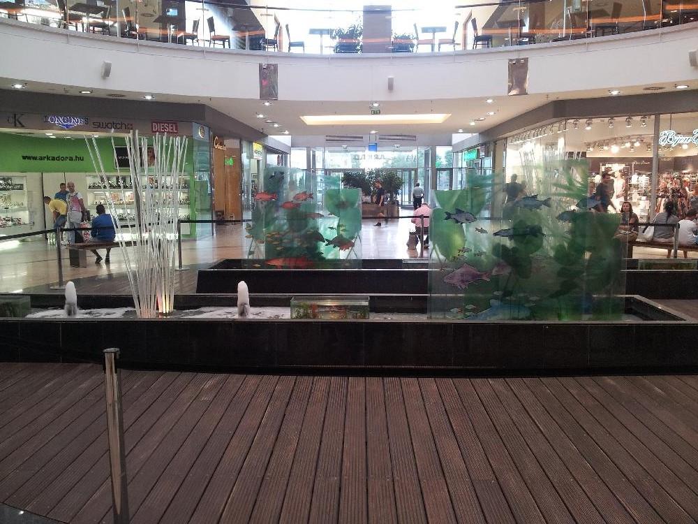 GYOR obchodné centrum