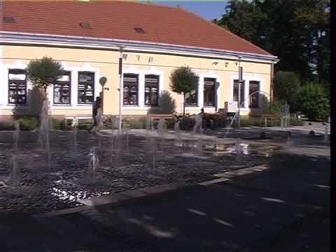Chodníková fontána Pieštany