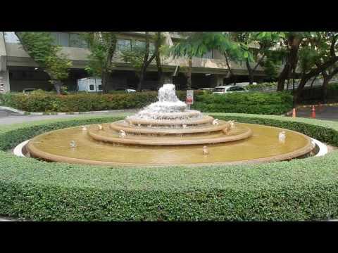 Fontána Nai Lert Park Bangkok