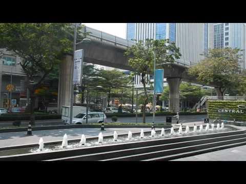 Fontána Central embassy Bangkok